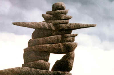 Inukshuk Photo
